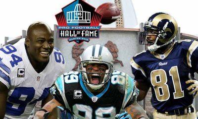 2022 NFL Hall of Fame Odds Steve Smith