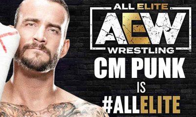 AEW Wrestling odds for CM Punk Darby Allin