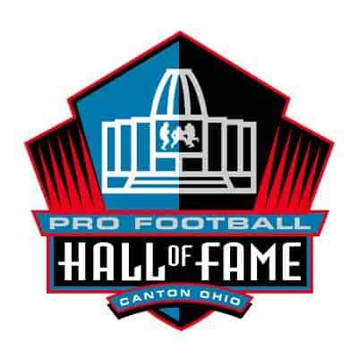 NFL hof logo