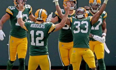 2021-22 NFC North Betting Odds Favor Packers