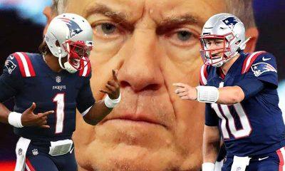 Cam Newton NFL Odds Mac Jones Patriots
