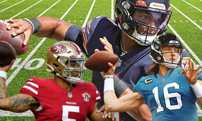 NFL ROY Odds 2021-22 Fields Bears