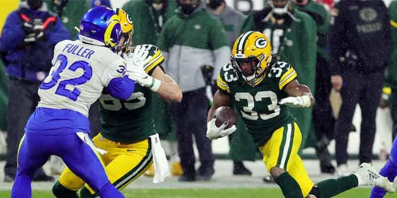 NFL Packers Rams