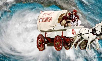Oklahoma Sooners odds vs. Tulane Hurricane Ida