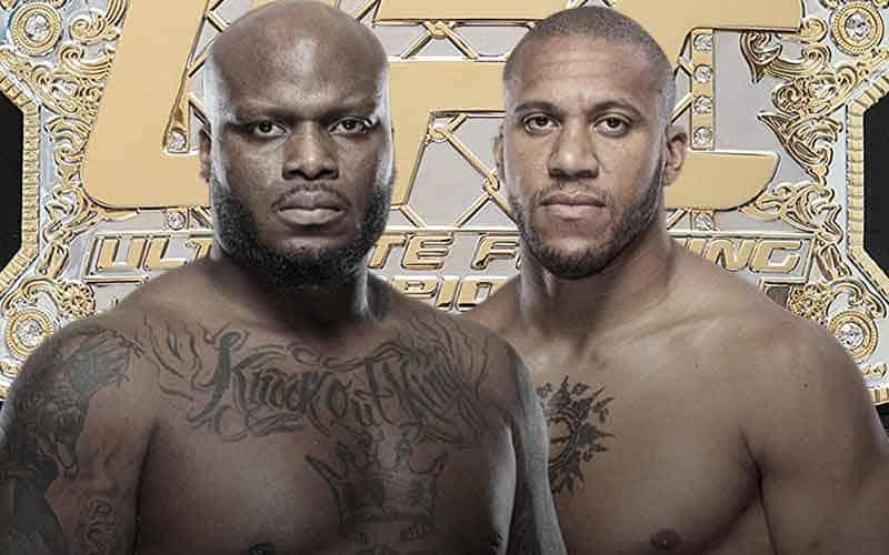 odds for UFC 265 Gane Lewis