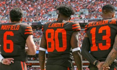 NFL odds for AFC North in 2021-22 predict Browns will win