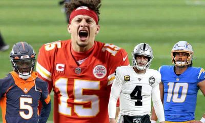 NFL odds Chiefs favored to win AFC West in 2021-22