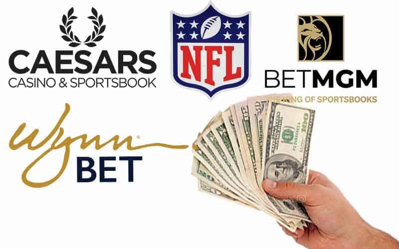 sportsbooks win big on week 1 NFL odds 2021-22