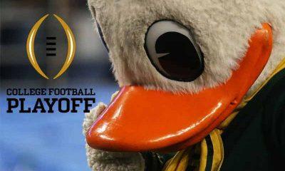 College Football Playoff odds Oregon Ducks 2021-22 sad