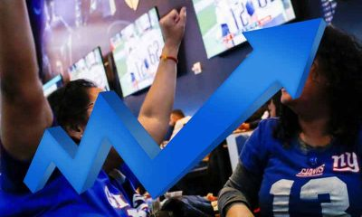 week 1 nfl betting doubles sports betting revenue in 2021