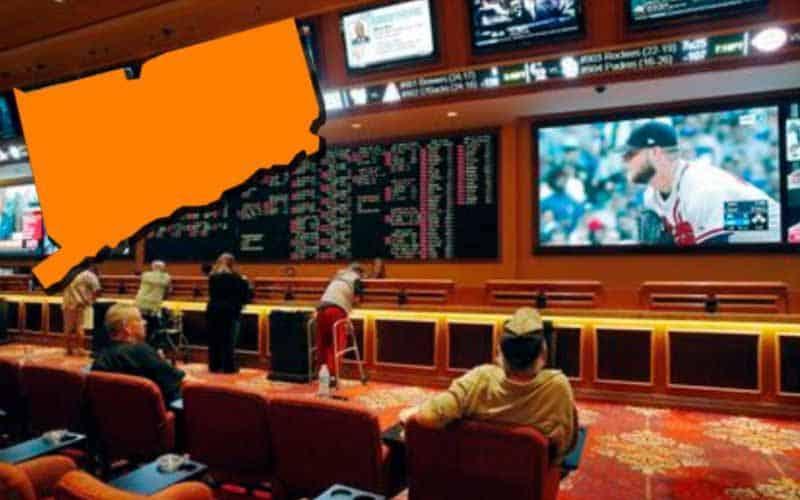 CT sports betting delay