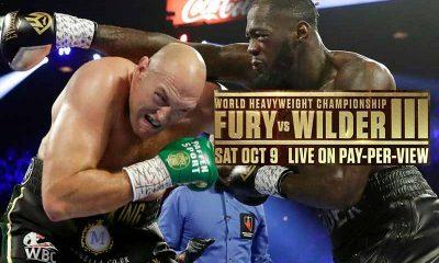 Wilder Fury 3 odds boxing betting 2021