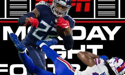 MNF NFL odds Bills Titans 2021-22