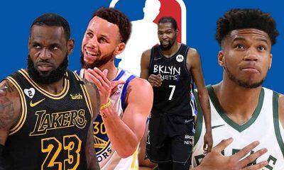 NBA betting odds for lakers bucks warriors nets season opener 2021-22