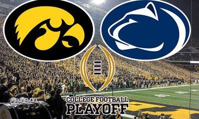 Penn State odds against Iowa Hawkeyes 2021-22