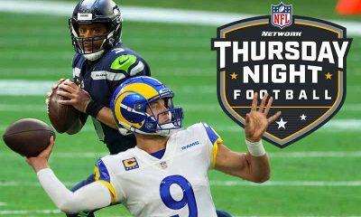 NFL odds for Seahawks vs LA Rams betting on Thursday Night Football